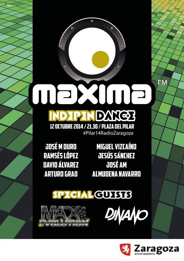 Maxima Independance 2014