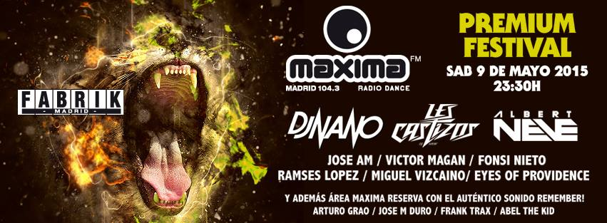 madrid - fabrik - maxima premium festival  - mayo 2015 B