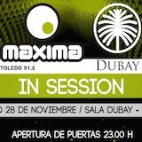 Maxima Indessions Toledo @ Sala DUBAY
