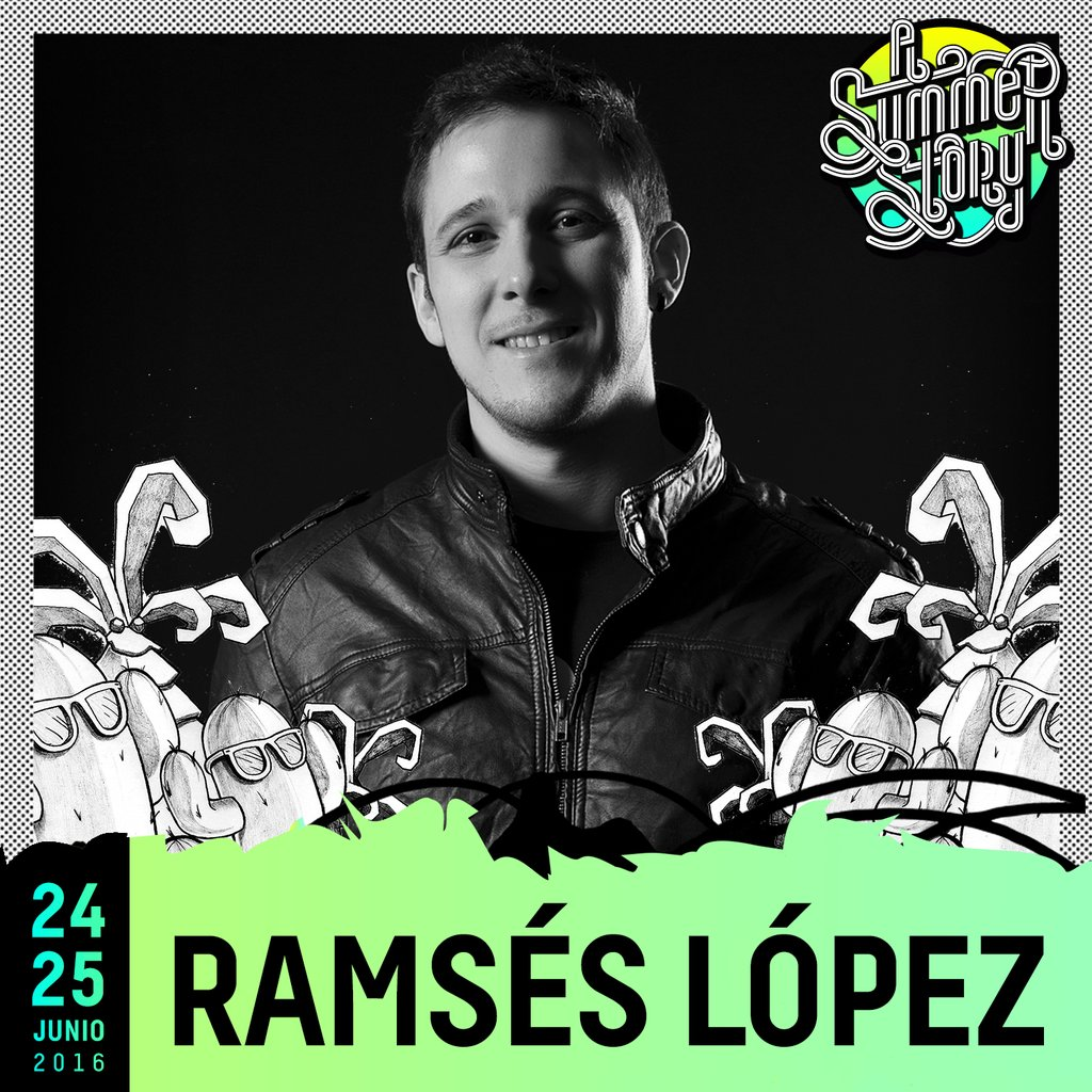 A Summer Story - Ramses Lopez