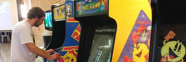 Si eres fan de Pac-Mac, y estas por Barcelona, atento a este fin de semana