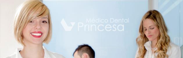 Médico Dental Princesa cuida de mi sonrisa